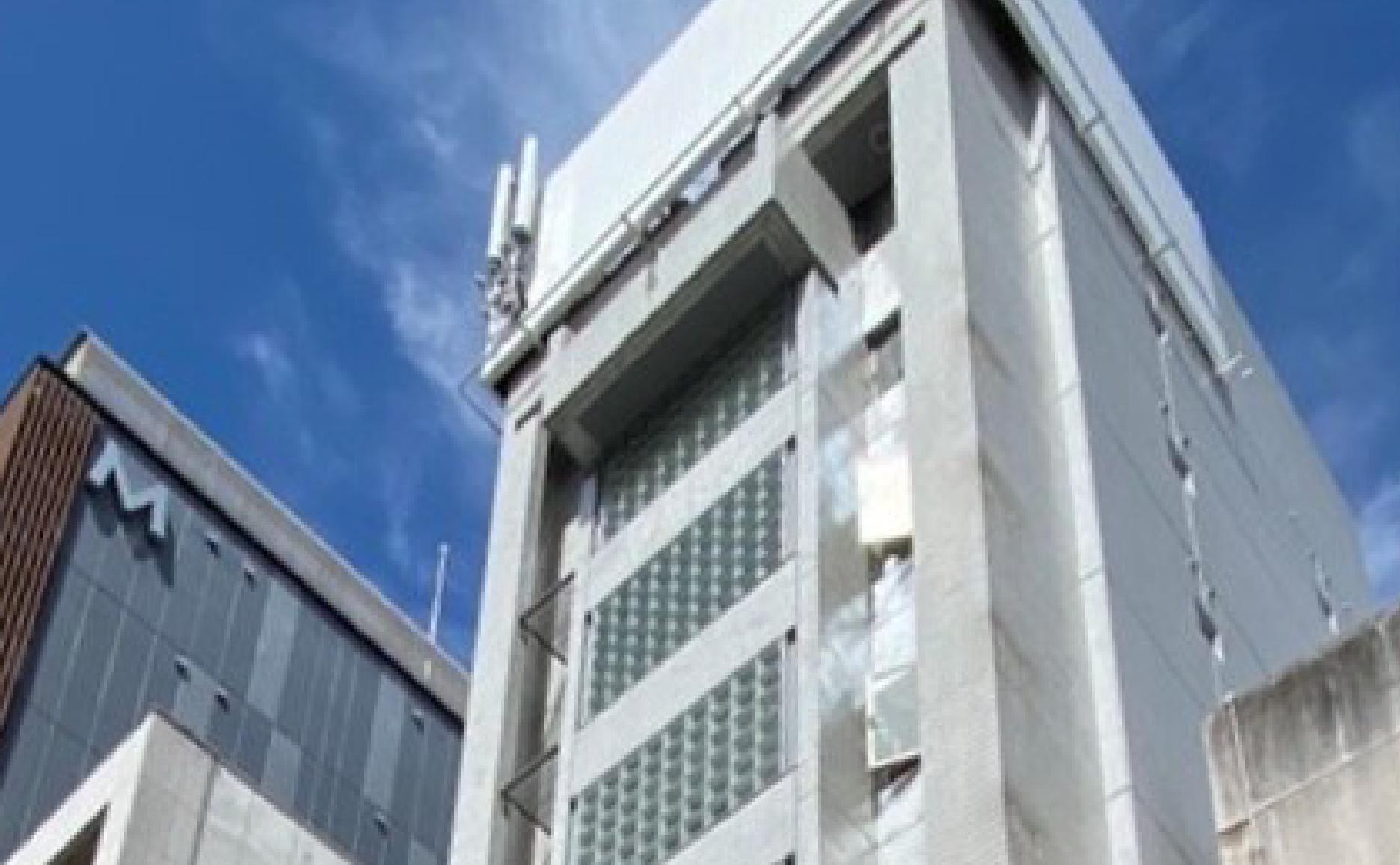 京都営業所外観