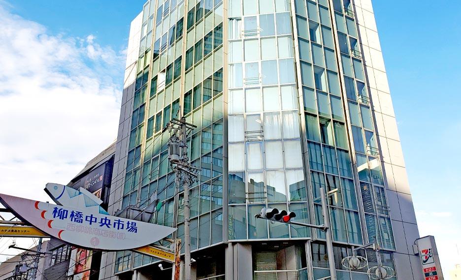 名古屋営業所外観