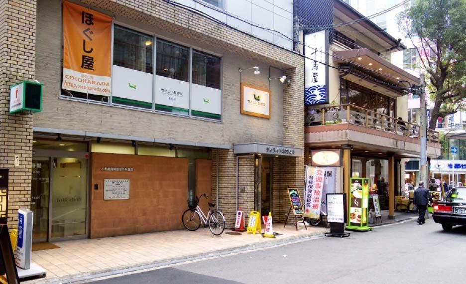 大阪営業所外観
